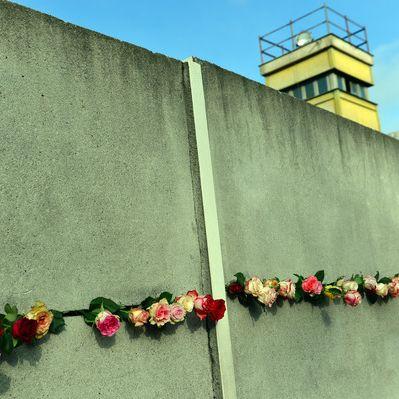 Zirkeltag! Die Berliner Mauer ist heute so lange weg, wie sie mal Berlin geteilt hat (Foto)
