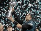 Nick Foles von den Philadelphia Eagles. (Foto)