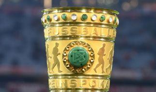 Alle Ergebnisse beim DFB-Pokal 2018. (Foto)