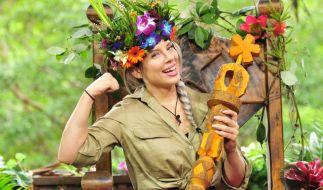 Jenny Frankhauser ist Dschungelkönigin 2018. (Foto)