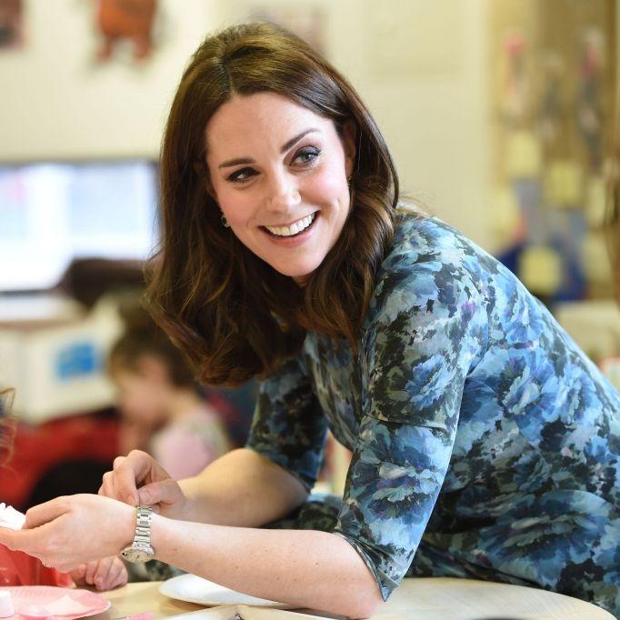 Bei Mode wird Kate zum Sparfuchs (Foto)