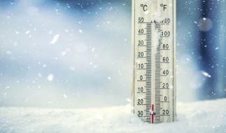 Ein Kind in den USA ist bitterlich erfroren. (Foto)