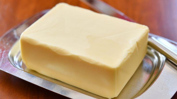 Diese Butter sollten Sie nicht essen.