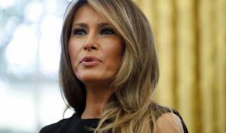 Ein Ex-Freund packt über Melania Trump aus. (Foto)