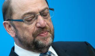 Martin Schulz hat den Schulz-Zug an die Wand gefahren. (Foto)