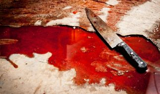 Ein Mann ermordete seine Ehefrau vor den Augen der Kinder. (Foto)