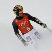 Thomas Dreßen aus Deutschland geht bei Olympia 2018 in Pyeongchang an den Start. (Foto)