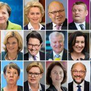 Zwischen GroKo-Turbulenzen und Bayern-Wahlkampf (Foto)