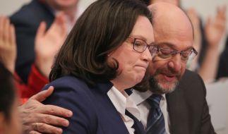 Die SPD steckt in einer tiefen Krise. (Foto)