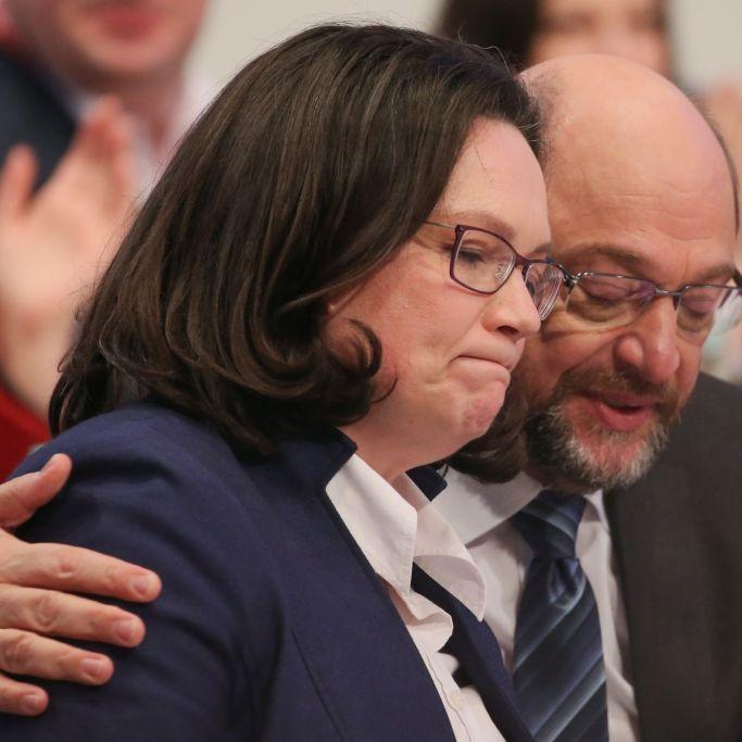 So denkt Deutschland über das GroKo-Debakel der SPD (Foto)