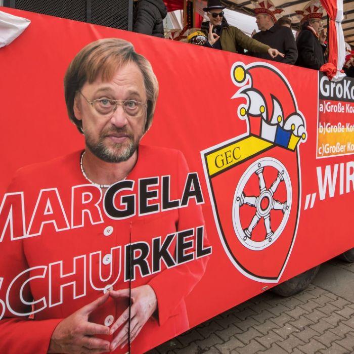 Hier sind Sie beim Karneval in Köln, Düsseldorf und Mainz live dabei (Foto)