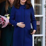 Zwillinge für schwangere Herzogin? Prinz William verplappert sich (Foto)