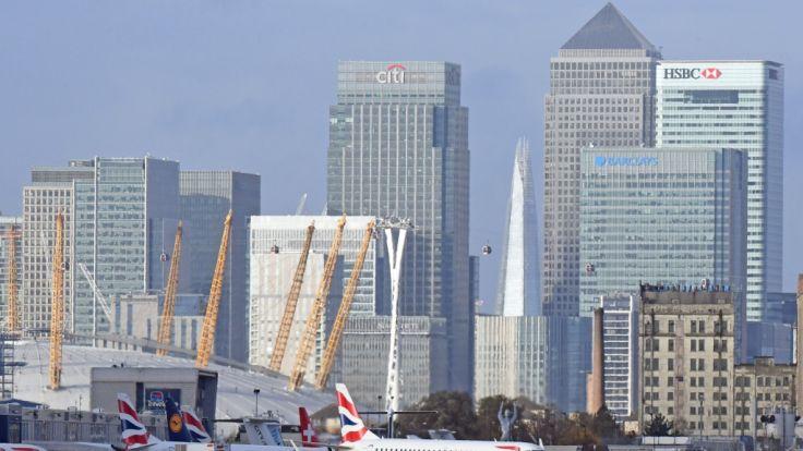 Flughafen London City nach Fund einer Bombe aus dem Zweiten Weltkrieg gesperrt