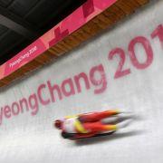 Skeletonpilotin Lölling schnappt sich Olympia-Silber! (Foto)
