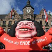 Nur noch knapp vor AfD! Wähler watschen Chaos-SPD ab (Foto)