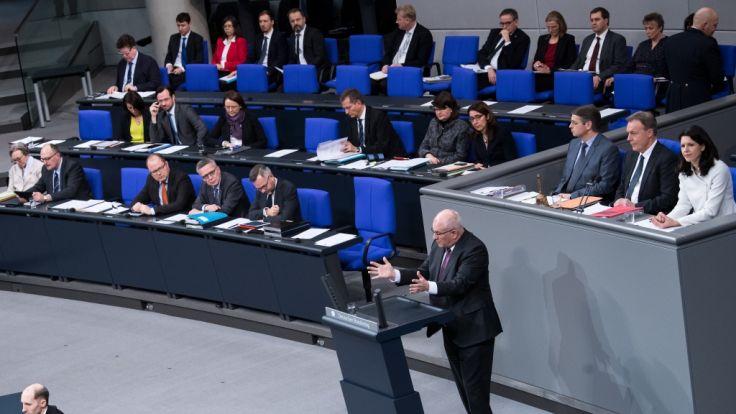 Wer wird welchen Ministerposten übernehmen? Die SPD streitet weiter.
