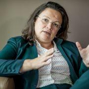 So lebt die SPD-Politikerin nach ihrem Rücktritt abseits der Politik (Foto)