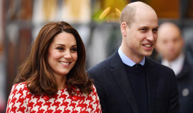 Kate Middleton und Prinz William sehen der Geburt ihres dritten Kindes gespannt entgegen.
