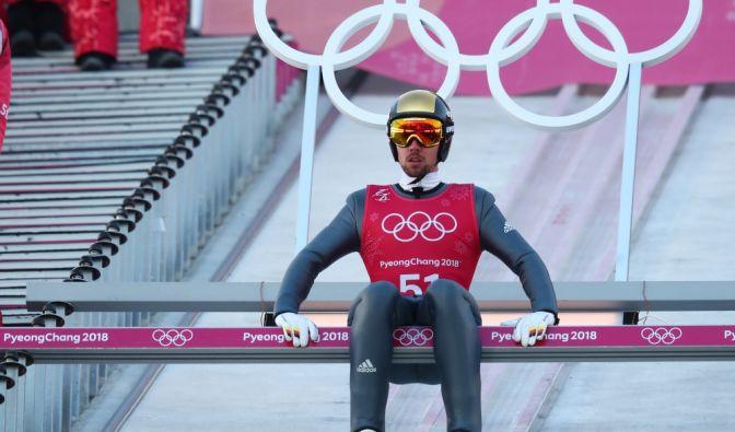 Großschanze-Ergebnisse Olympia 2018
