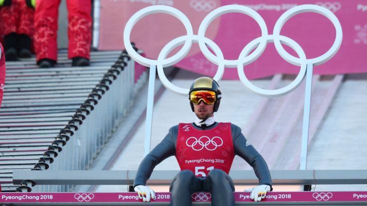 Sorgen die Nordischen Kombinierer um Eric Frenzel für einen Medaillenregen?