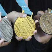 14 Goldmedaillen! Trotz Medaillen-Rekord Deutschland nur auf Platz 2 (Foto)