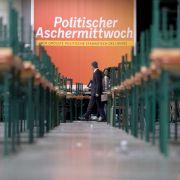 Horst Seehofer krank! Auch Martin Schulz sagt ab (Foto)