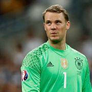 WM-Teilnahme gesichert? Bayern-Torwart zurück im Training (Foto)