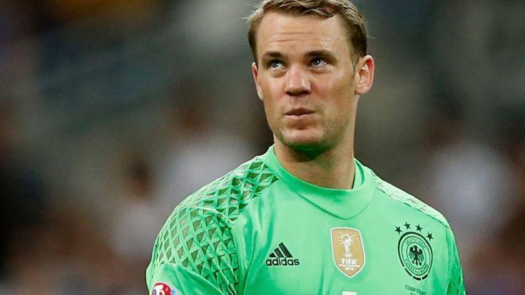 Wird Manuel Neuer an der WM 2018 teilnehmen können?