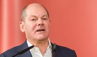Olaf Scholz will in der SPD aufräumen. (Foto)