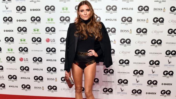 Sophia Thomalla: Nackter Po im sexy String