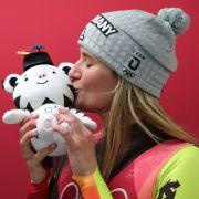Freund, Familie, Hund! So lebt die Olympia-Siegerin (Foto)