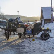 2 Tote bei Kutschunfall im Erzgebirge (Foto)