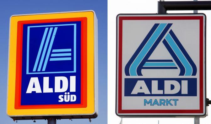 Zusammenlegung von Aldi Nord und Aldi Süd