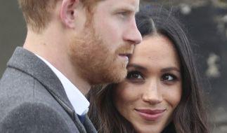 Seit ihrer Verlobung mit Prinz Harry hat Meghan Markle allen Grund zum Strahlen. (Foto)