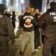 Rocker-Präsident von Polizist erschossen (Foto)