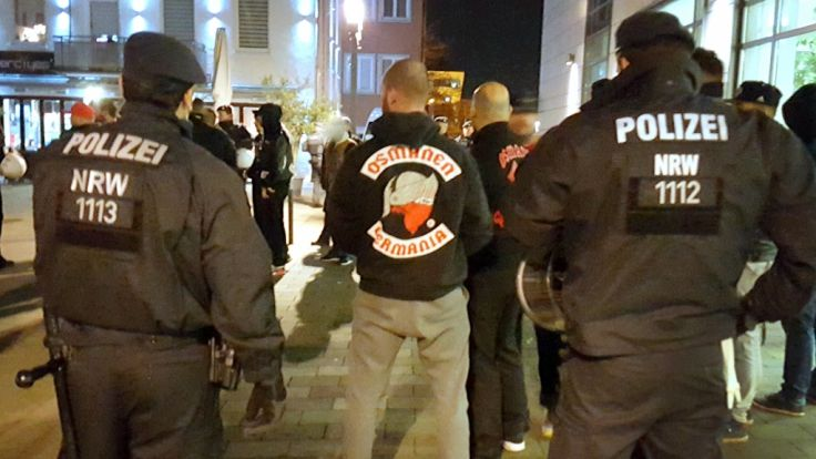 Wuppertal: Rocker-Boss erschossen - Vorermittlungen gegen SEK-Beamten