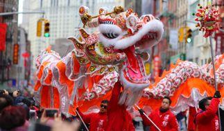 Das chinesische Neujahrsfest zählt zu den wichtigsten Feiertagen des Landes. (Foto)