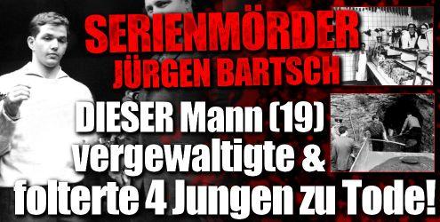 Serienmörder Jürgen Bartsch