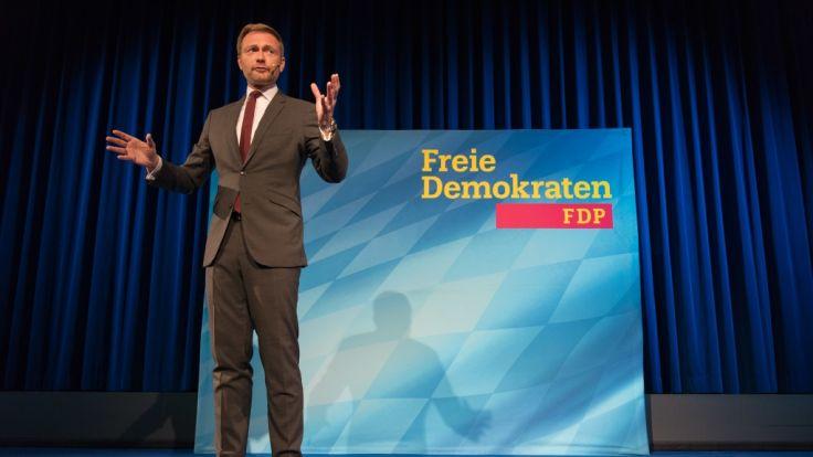 FDP-Chef Christian Lindner ist für seine Wortgewandtheit bekannt. (Foto)