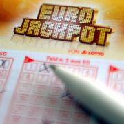 Alle aktuellen Eurolotto-Zahlen und Quoten vom Freitag im Überblick (Foto)