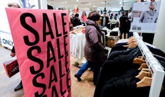 Auch am Sonntag können Sie in einigen Städten einkaufen gehen. (Foto)
