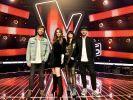 """Max Giesinger, Larissa, Nena und Mark Forster sind die Coaches von """"The Voice Kids"""". (Foto)"""