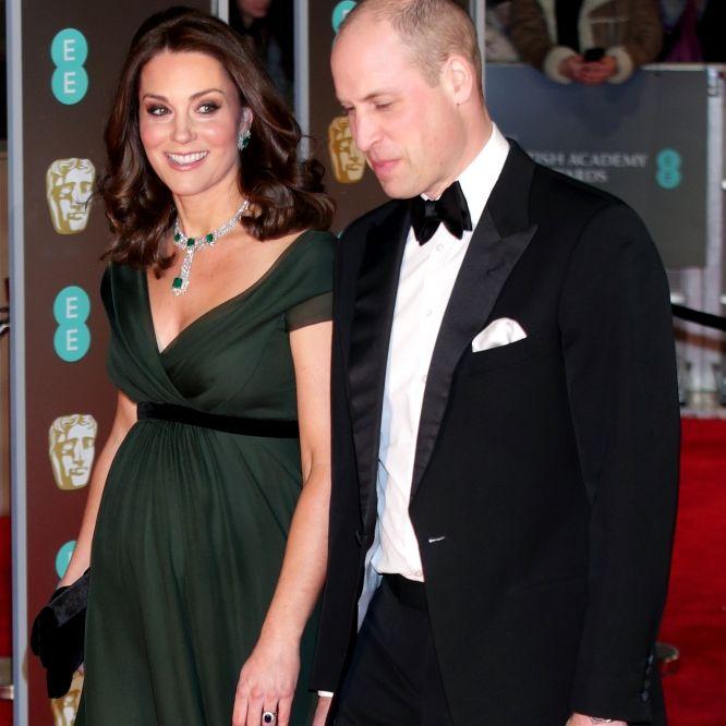 BAFTA-Skandal! Darum sind alle wütend auf Herzogin Kate (Foto)