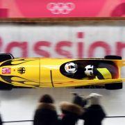 Friedrich holt im Viererbob 14. Olympia-Gold für Deutschland (Foto)