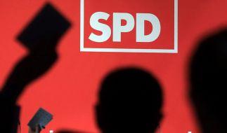 Ab Dienstag darf die SPD-Basis über den Koalitionsvertrag abstimmen. (Foto)