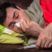 Vermeintliche Grippe tötet Familienvater (38) (Foto)