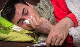 Eine vermeintliche Grippe kostete einen 38 Jahre alten Familienvater aus Großbritannien das Leben (Symbolfoto). (Foto)