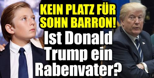 Barron Trump (Foto)