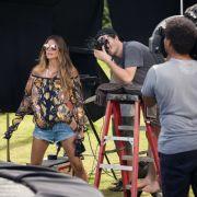Tropen-Qual! Heidi Klum quält Models bei 30 Grad (Foto)