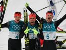 Nordische Kombination-Ergebnisse bei Olympia 2018